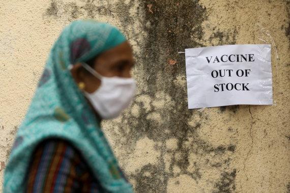 """""""Reuters""""/""""Scanpix"""" nuotr./Indija"""