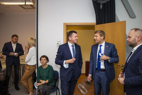 Ernestos Čičiurkaitės / 15min nuotr./Seimo rinkimai 2020: Darbo partija