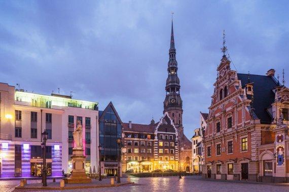 Vida Press nuotr./Latvijos sostinė – Ryga