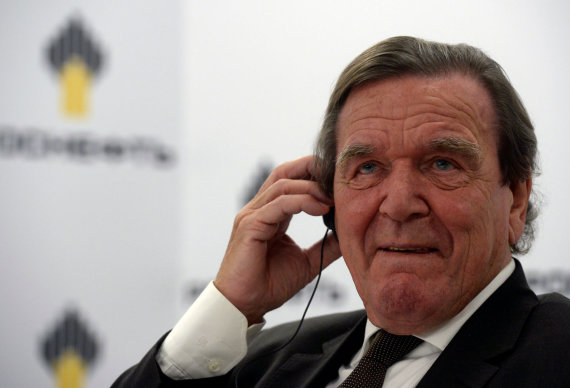 "AFP/""Scanpix"" nuotr./Gerhardas Schroederis"