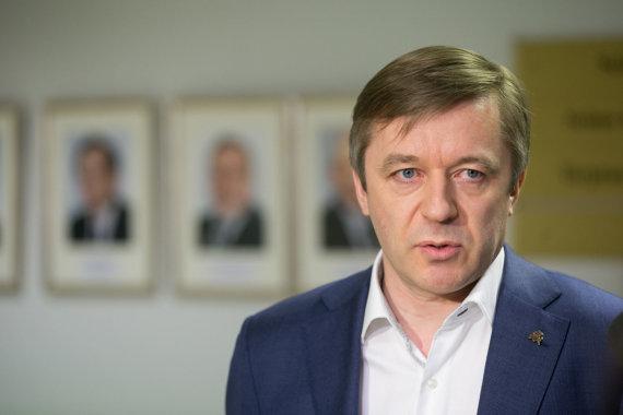 Žygimanto Gedvilos / 15min nuotr./Ramūnas Karbauskis