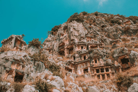 """Dreamstime"" nuotr./Demre, Turkija"