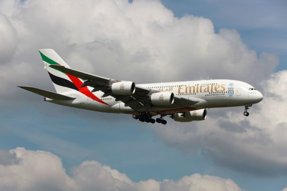 "123rf.com nuotr./""Emirates"" lėktuvas"