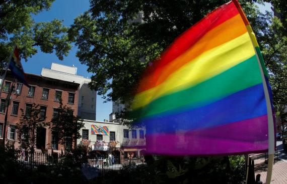 """""""Reuters""""/""""Scanpix"""" nuotr./JAV Aukščiausiasis Teismas: pilietinių teisių įstatymas gina LGBT darbuotojus"""