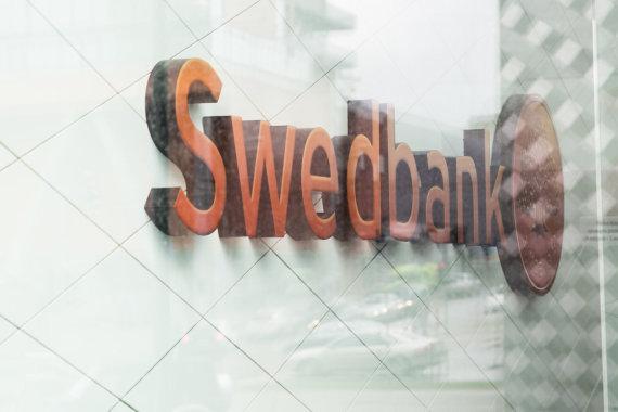 """Juliaus Kalinsko / 15min nuotr./""""Swedbank"""""""