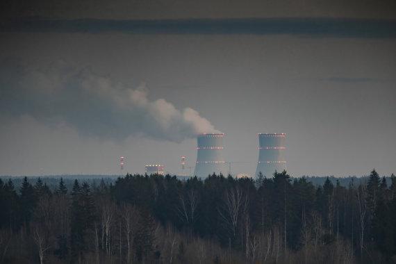 """""""Scanpix"""" nuotr./Astravo atominė elektrinė"""