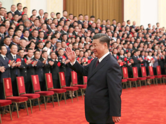 """Scanpix""/ITAR-TASS nuotr./Xi Jinpingas"