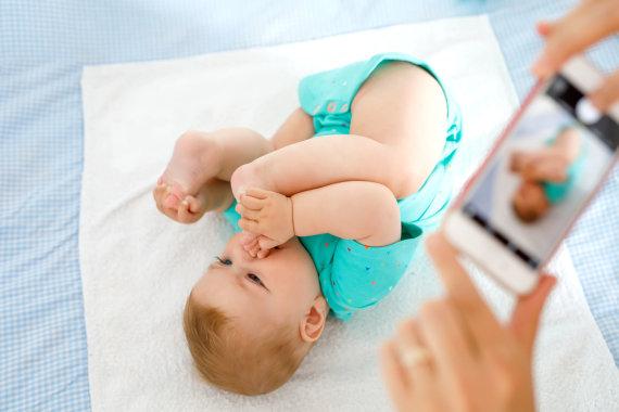 123RF.com nuotr./Kūdikis