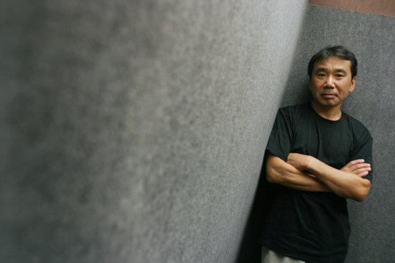 Vida Press nuotr./Haruki Murakami