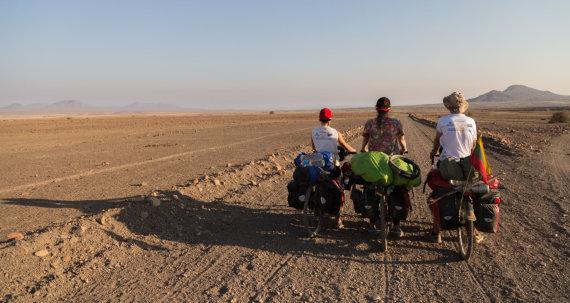 """""""Špikio"""" nuotr./Prieš akis – Namibo dykuma – viena seniausių dykumų pasaulyje"""