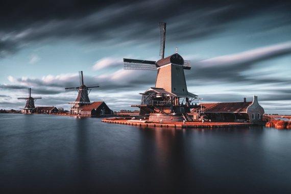 Skrendu.lt/Olandija