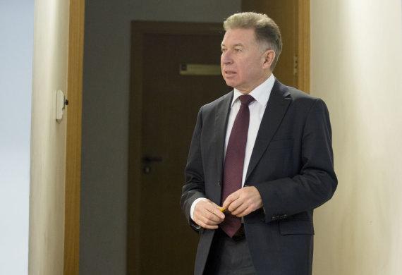 Luko Balandžio/Žmonės.lt nuotr./Antanas Ručys