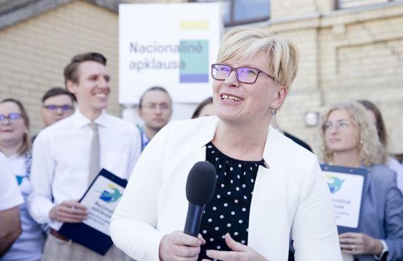 Valdo Kopūsto / 15min nuotr./ Ingrida Šimonytė