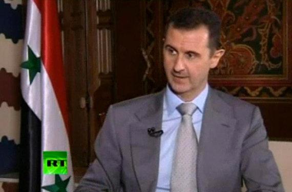 """Scanpix""/AP nuotr./Basharas al Assadas"