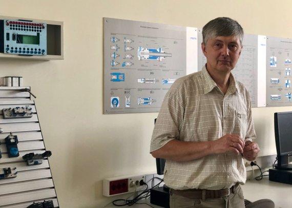 Doc. dr. Dainius Udris