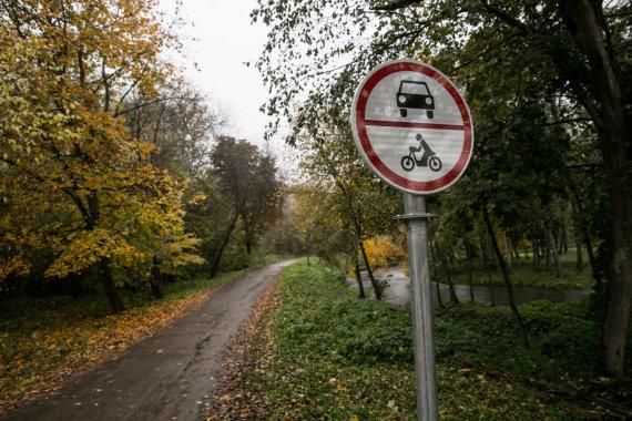 Juliaus Kalinsko / 15min nuotr./Pavilnių regioninis parkas