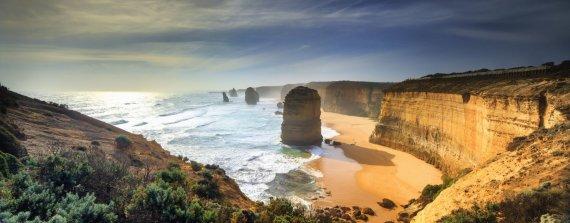 Vida Press nuotr./Didysis vandenyno kelias Australijoje