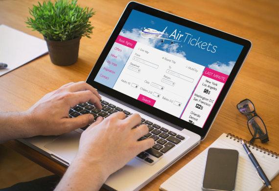 123RF.com/Savarankiškai planuojant kelionę ir perkant bilietus, būtina įsiskaityti į visas sąlygas