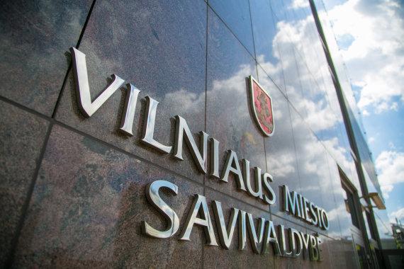 Juliaus Kalinsko/15min.lt nuotr./Vilniaus savivaldybė
