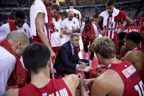 Getty Images/Euroleague.net nuotr./Kęstutis Kemzūra