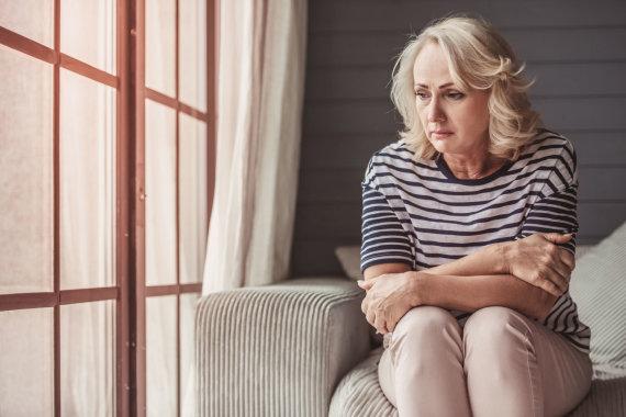 123RF.com nuotr./Dėl šlapimo nelaikymo kenčia įvairaus amžiaus moterys
