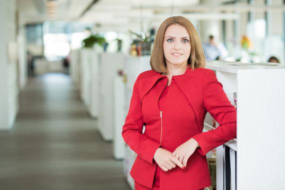 "Partnerio nuotr./""Maxima"" komercijos vadovė Vilma Drulienė"