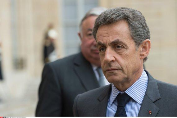"""Scanpix""/""SIPA"" nuotr./Nicolas Sarkozy"