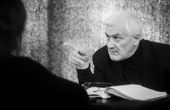 D.Matvejevo nuotr./Režisierius Jonas Vaitkus