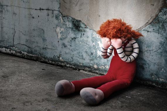 """""""Fotolia"""" nuotr./Vaikystės trauma"""