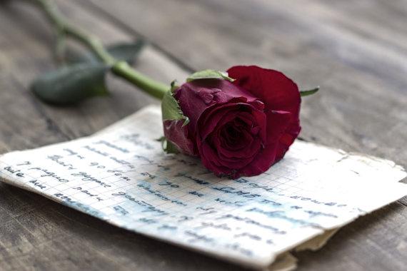 """""""Fotolia"""" nuotr./Meilės laiškas"""