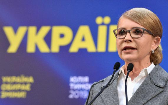 """""""Sputnik""""/""""Scanpix"""" nuotr./Julija Tymošenko"""