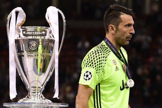"AFP/""Scanpix"" nuotr./Gianluigi Buffonas"