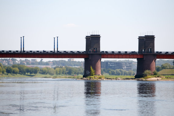 Eriko Ovčarenko/15min.lt nuotr./Vytauto Didžiojo tiltas