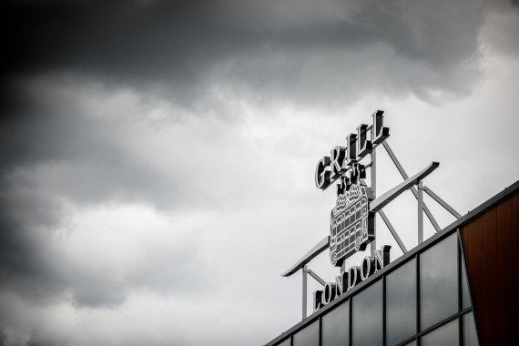 "Eriko Ovčarenko / 15min nuotr./Restoranas ""Grill London"""