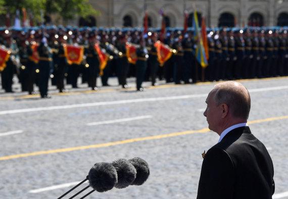 TASS nuotr./Vladimiras Putinas
