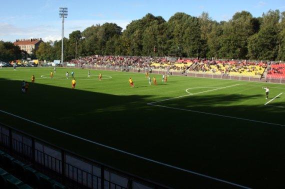 V.Knyzelio/LFF.lt nuotr./LFF stadionas