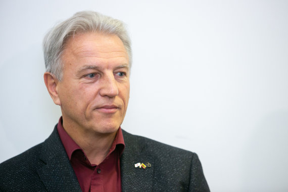 Žygimanto Gedvilos / 15min nuotr./Kęstutis Strupas