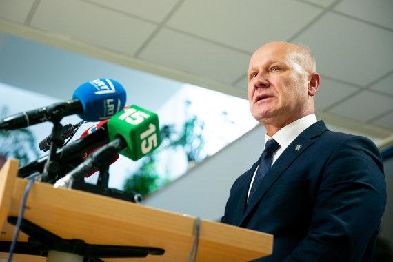 Žygimanto Gedvilos / 15min nuotr./Algirdas Šešelgis