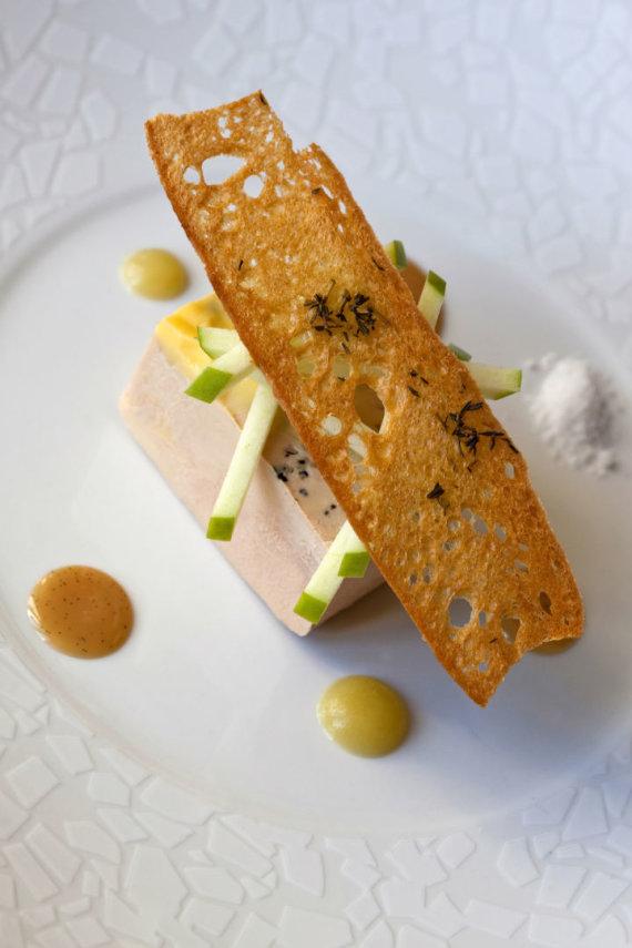 """Scanpix"" nuotr./ Foie gras"