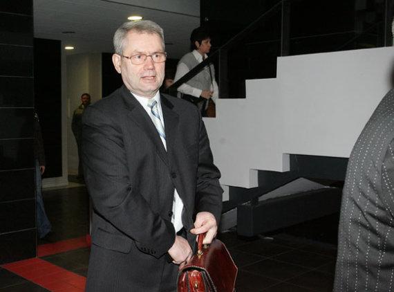 A.Koroliovo nuotr./V.Muntianas Kauno apygargos teisme