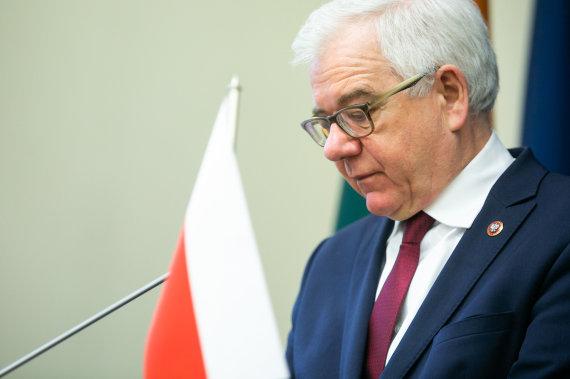 Žygimanto Gedvilos / 15min nuotr./Jacekas Czaputowiczius