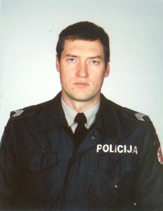 Policijos nuotr. /Liudas Šimkus