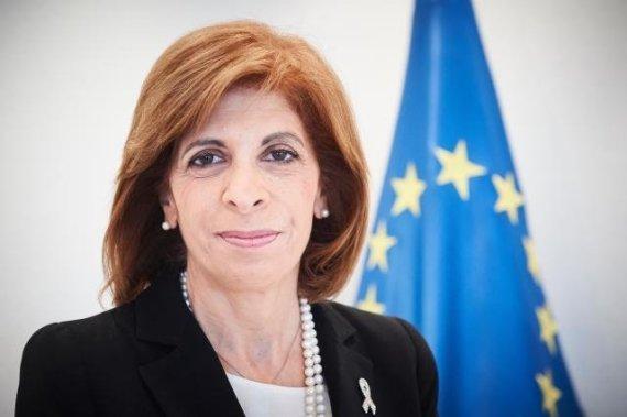 Europos Komisijos nuotr./Stella Kyriakides