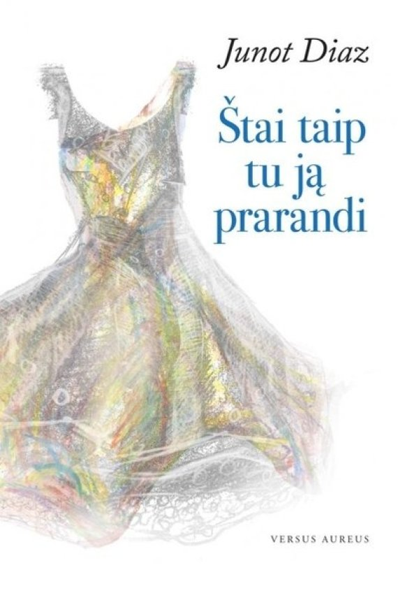"Leidyklos ""Versus aureus"" nuotr. /Knygos viršelis"