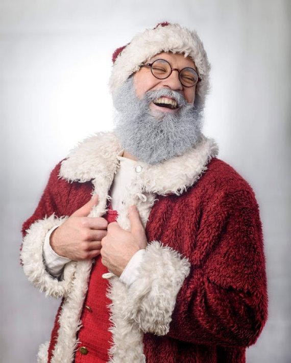 Eimanto Žeimio nuotr./Senelis Kalėda