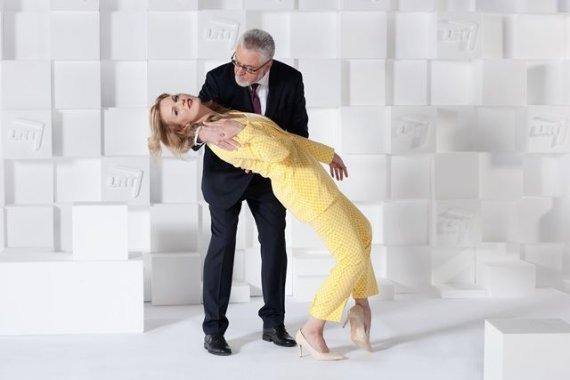 """""""LRT"""" nuotr./Alvydas Unikauskas ir Rimantė Kulvinskytė"""