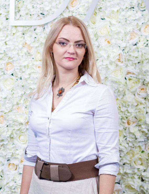 Martyno Rudzinsko nuotr./Agnė Vilkoicaitė