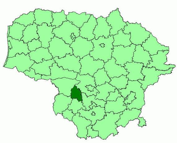 wikimedia.org nuotr./Kazlų Rūdos savivaldybė