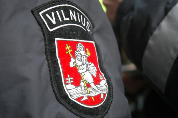 Andriaus Vaitkevičiaus / 15min nuotr./Vilniaus policija