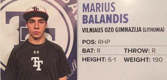 Marius Balandis